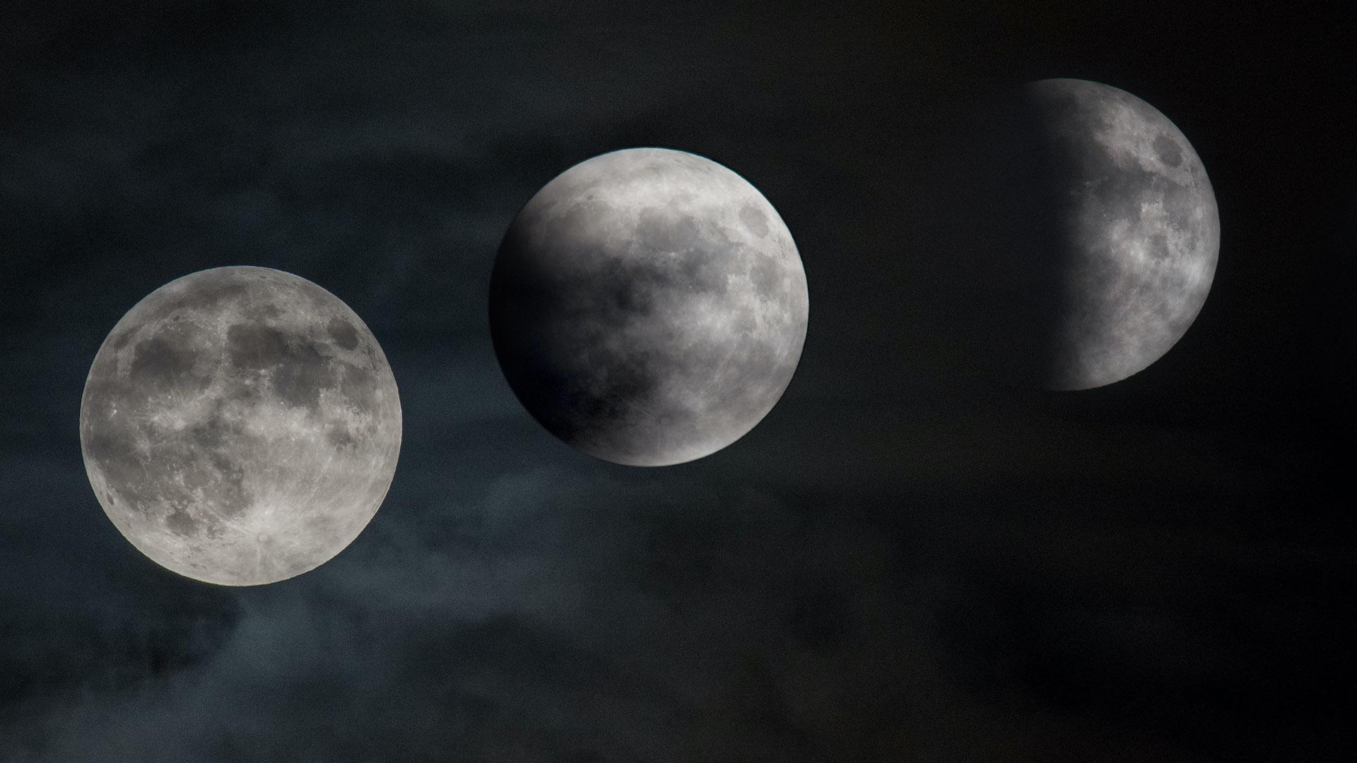 El primer eclipse lunar de 2020 será en enero