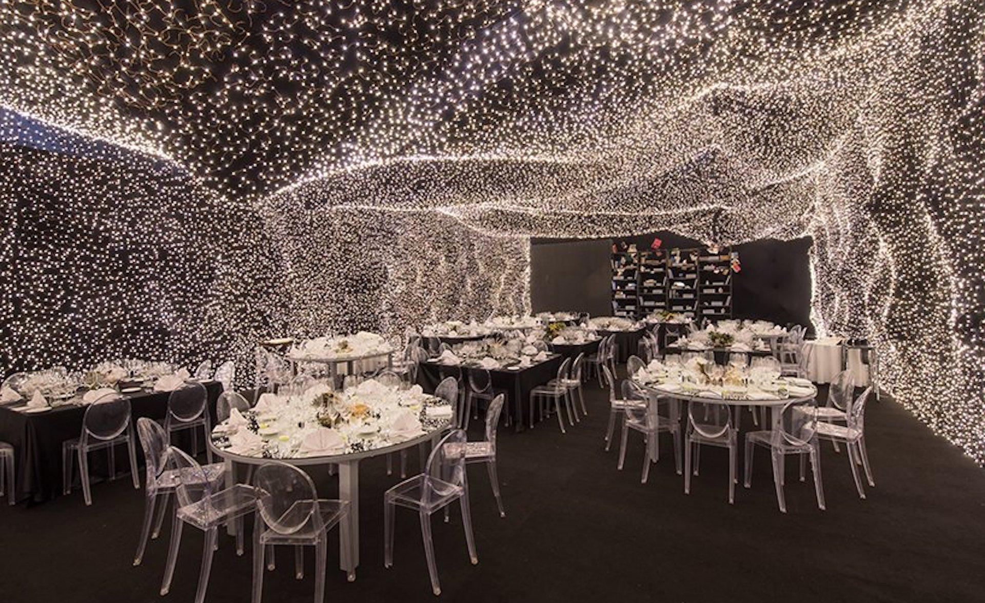 El restaurante en México que sorprendió al recrear la película Interestelar