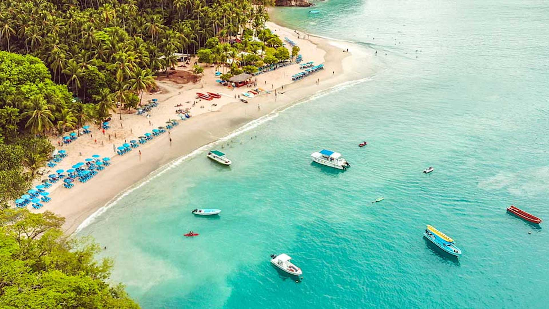 Así es Isla Tortuga en Costa Rica: cómo llegar y qué hacer