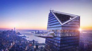 The Edge: en marzo inaugura en New York, el observatorio más alto de Occidente