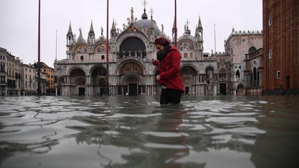 ¿Es seguro viajar a Venecia con la peor inundación en 50 años?