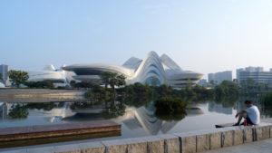 Este es MICA: el impresionante nuevo museo en China