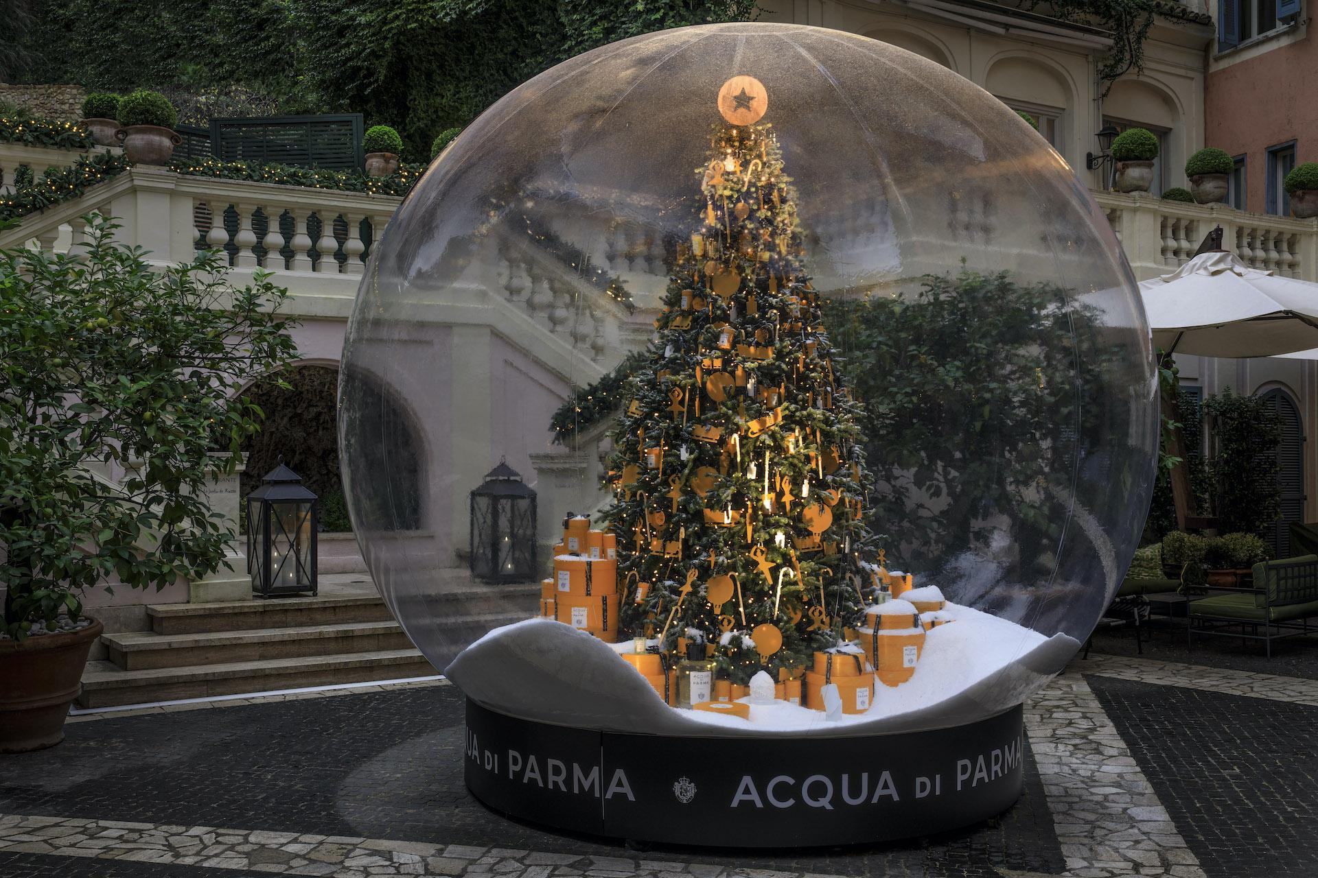 Los mejores y más lujosos árboles de Navidad en imágenes