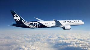Air New Zealand elegida la mejor aerolínea de 2020