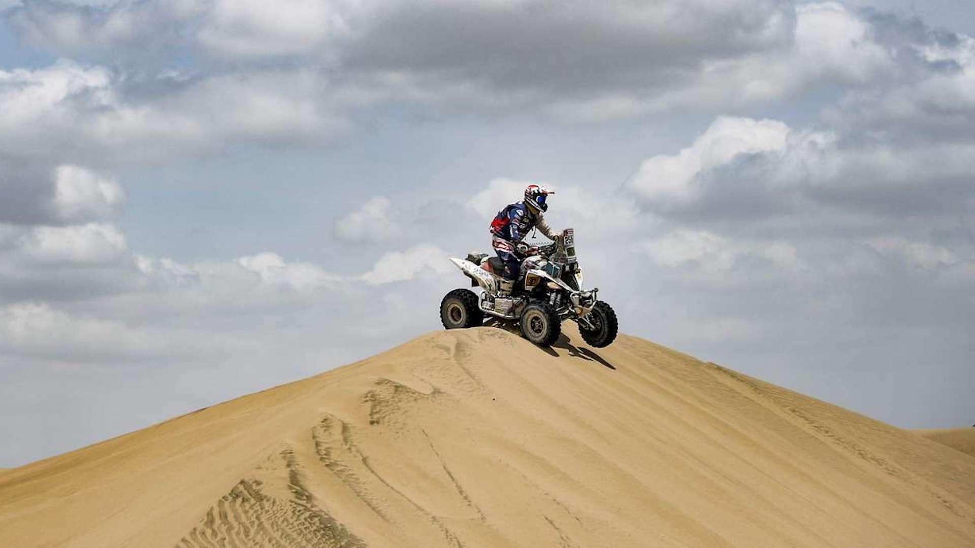 El recorrido del Dakar 2020 en Arabia Saudita etapa por etapa