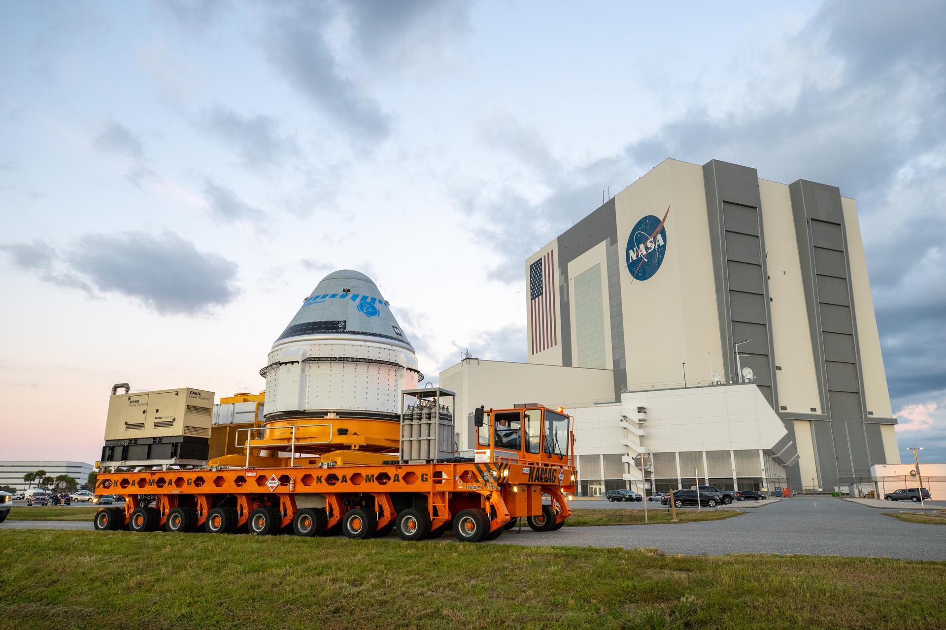 Así es Starliner la nave espacial que Boeing lanza este viernes