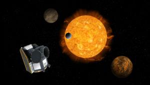 Así es Cheops: el satélite que buscará exoplanetas