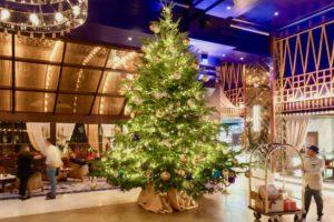 Este es el árbol de Navidad más caro y lujoso del mundo