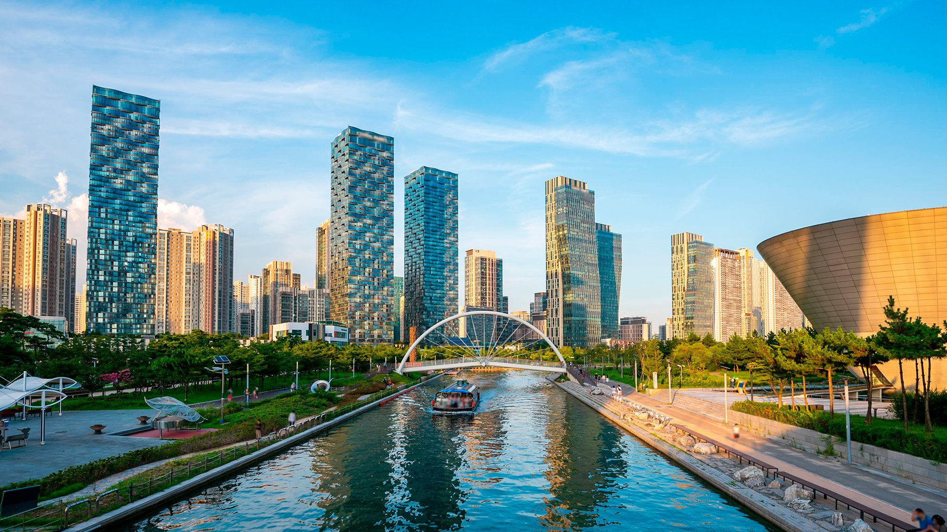 Seis ciudades del futuro que debemos visitar hoy