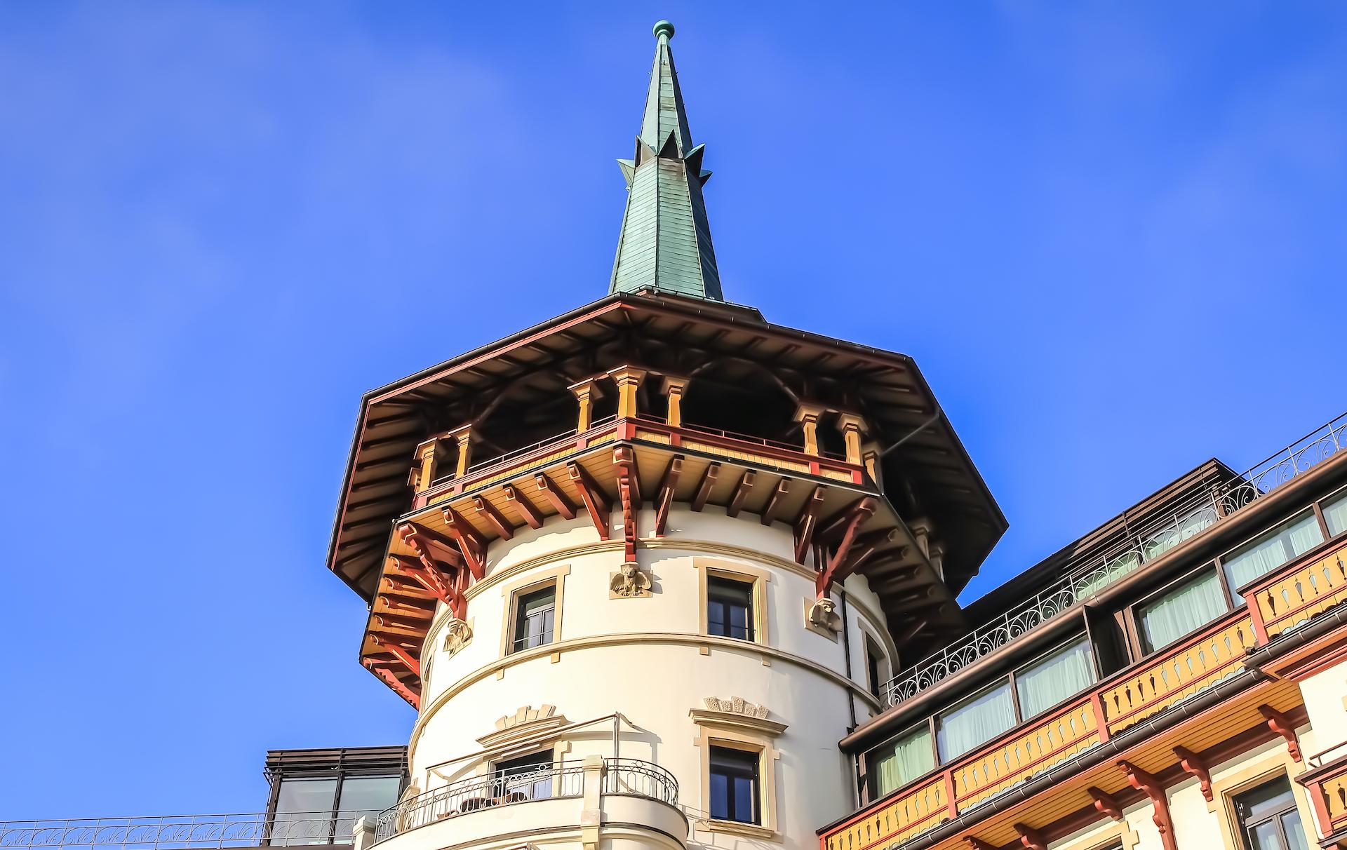 Review Dolder Hotel Zúrich Para Buscadores De Lujo Cultura