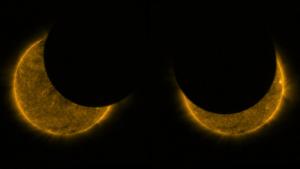 Último eclipse solar de 2019 y sus anillos de fuego: transmisión en vivo