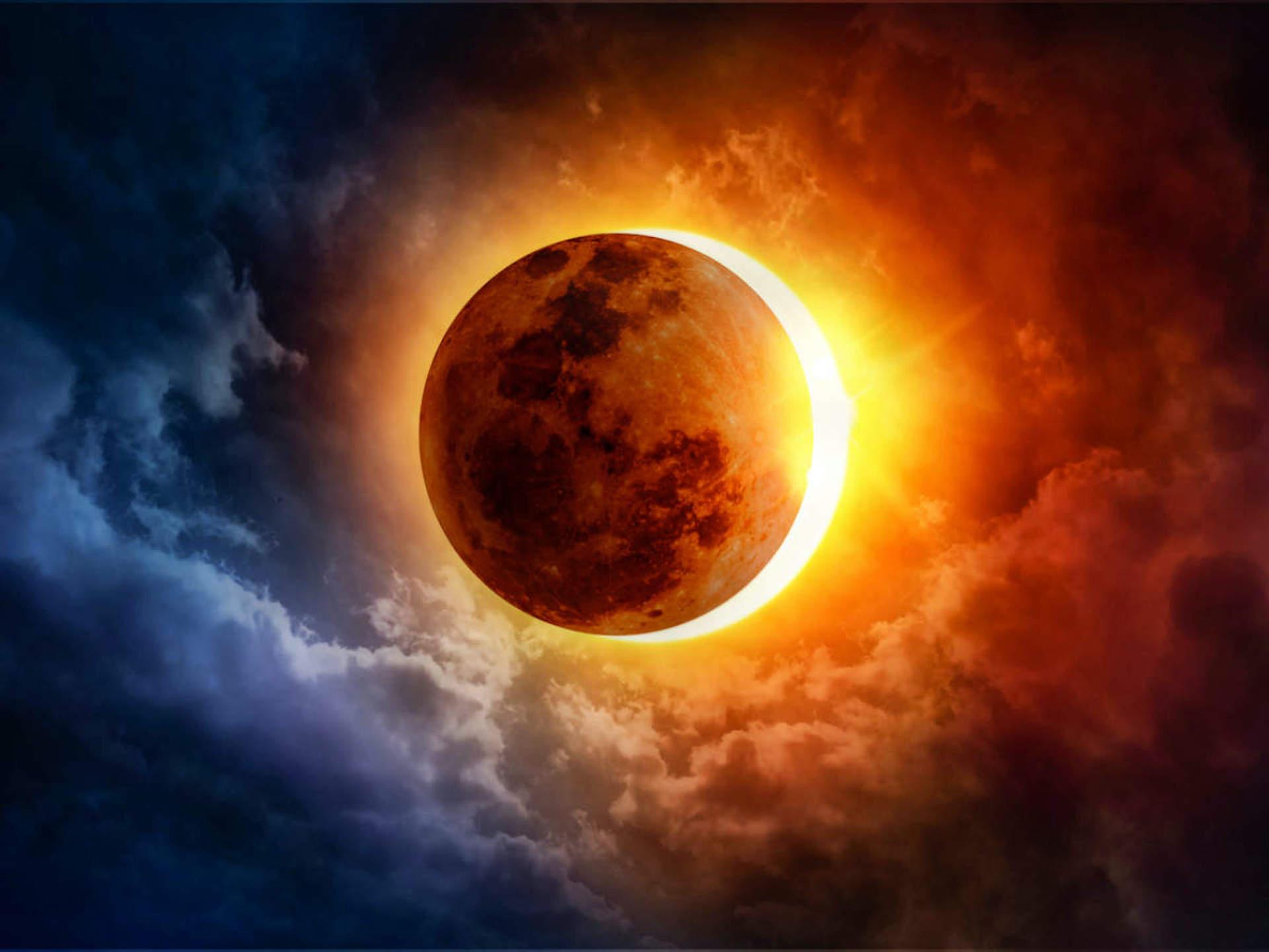Las imágenes del último eclipse de 2019 y sus anillos de fuego