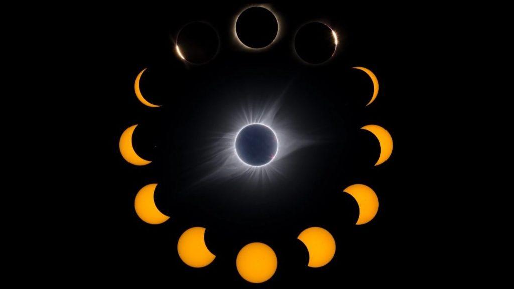 Los mejores lugares en Argentina y Chile para ver el eclipse solar total 2020