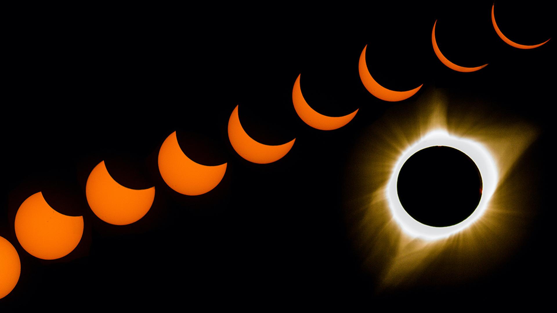 Las fechas de los primeros eclipses de 2020