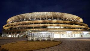 El nuevo estadio en Tokio para los Juegos Olímpicos 2020