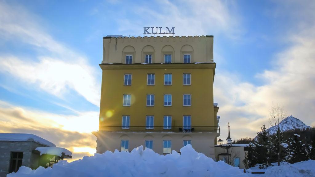 REVIEW The Kulm St. Moritz: sin dudas, uno de los mejores hoteles de Suiza