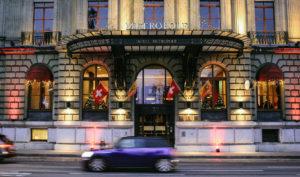 REVIEW Hotel Metropole Ginebra: desde 1854, un clásico de Suiza