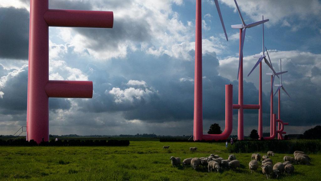 Así serían las turbinas de energía eólica del futuro