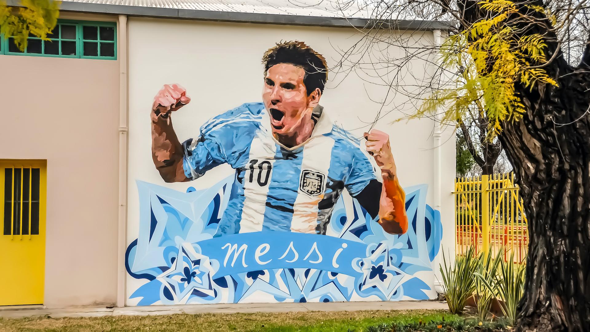 Así es el circuito turístico de Leo Messi en Rosario: imágenes