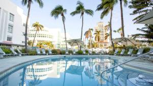 Algunos de los mejores hoteles art decó de Miami