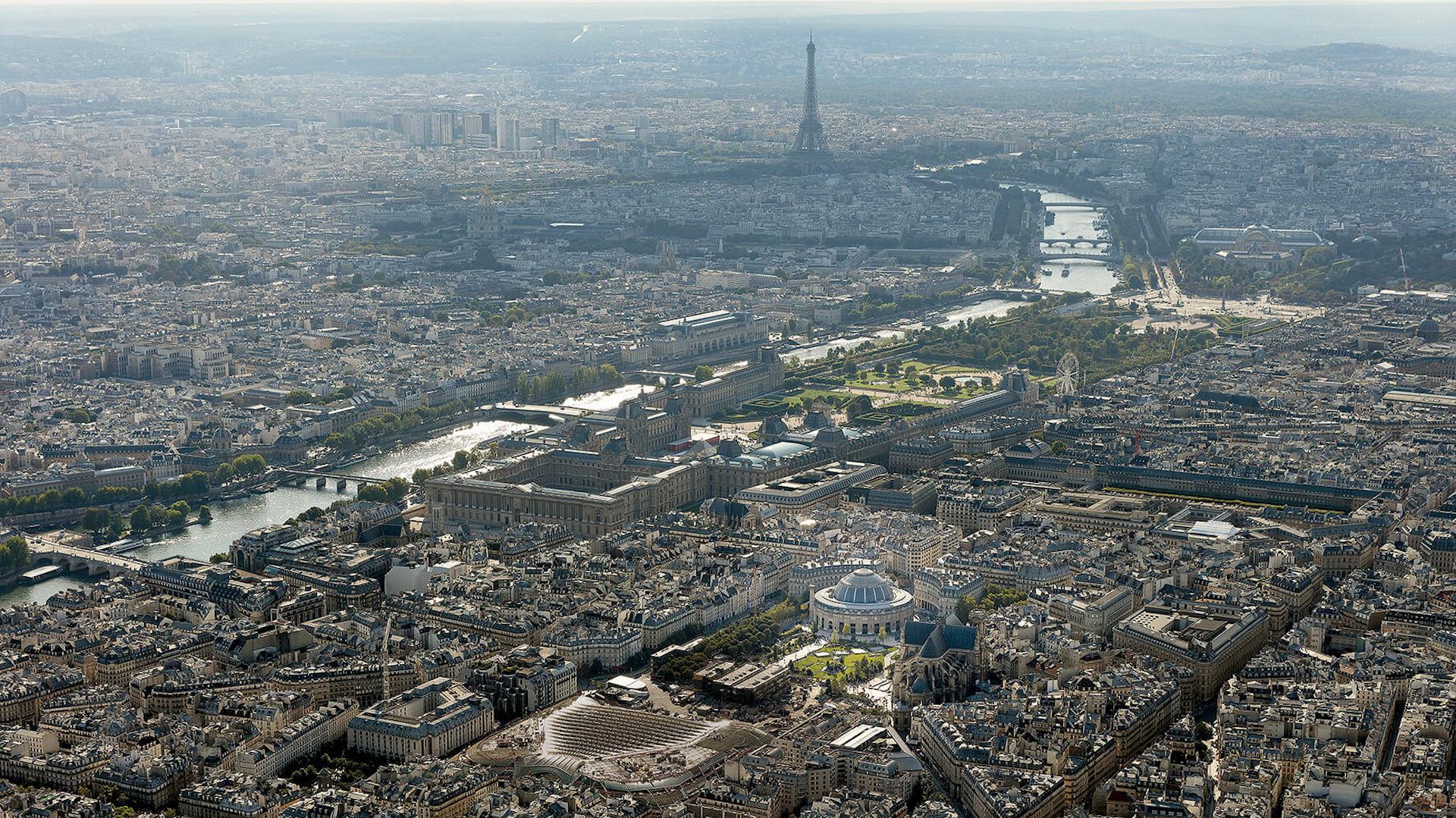 Así es el nuevo museo de arte de París: Bourse de Commerce-Colección Pinault