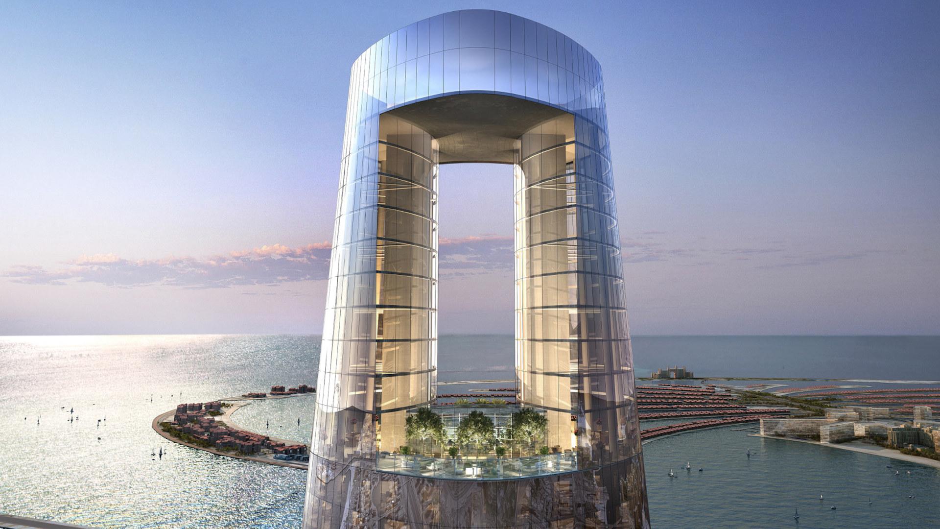 Así será el hotel más alto del mundo: Ciel Tower Dubái