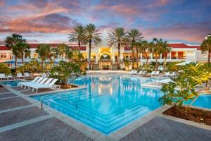 Así es el renovado hotel Curaçao Marriott Beach Resort