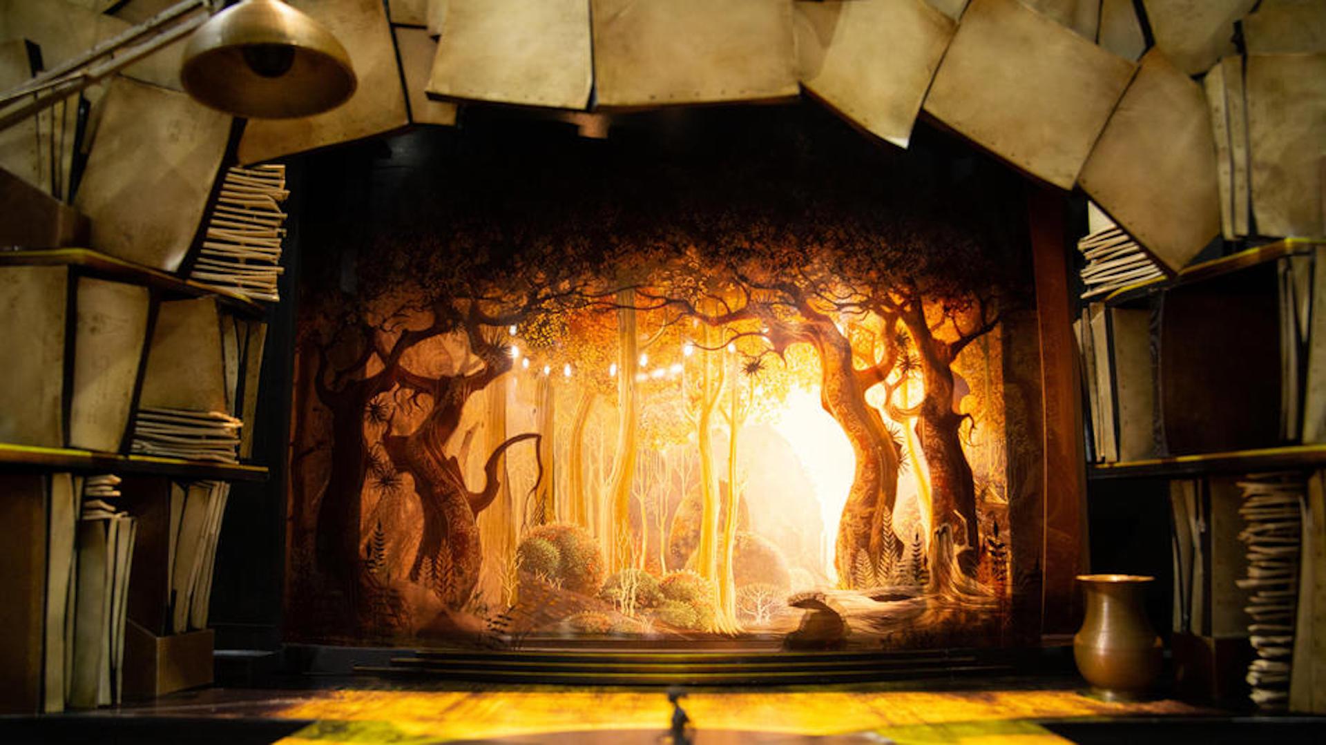 Drawn To Life: el nuevo show de Cirque du Soleil en Disney