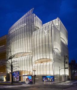 Este es el primer bar y restaurante de Louis Vuitton del mundo