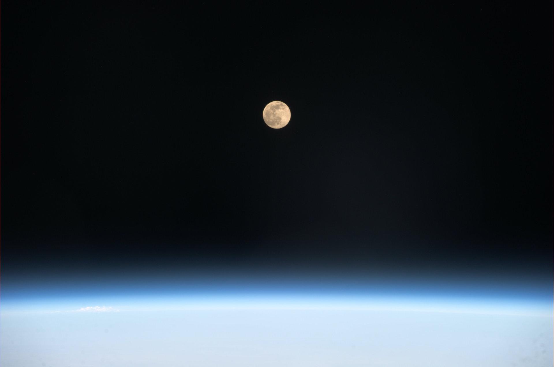 ¿Cuándo tendrá lugar la Luna Llena de febrero?