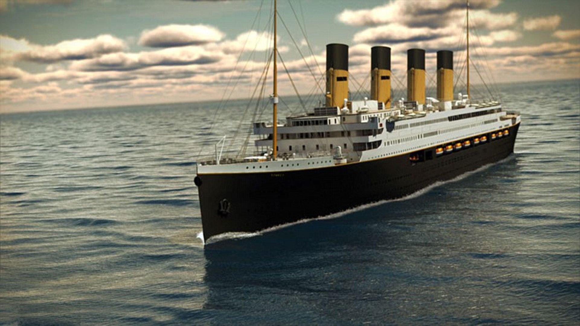 En 2022, el Titanic 2, una réplica del original, navegará a Nueva York