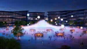 Woven City: la ciudad del futuro en Japón construida por Toyota