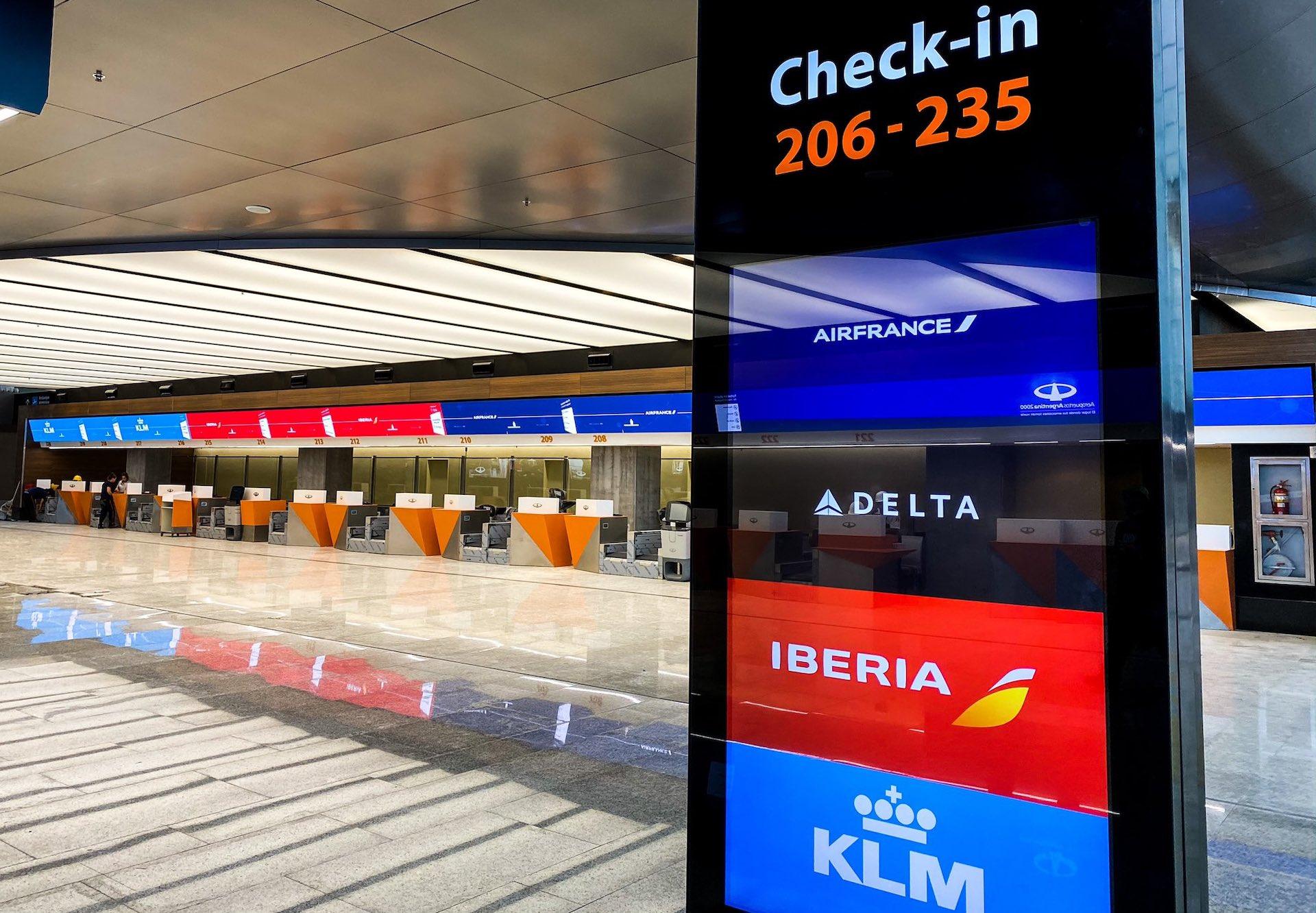 Este año inaugura el Zepellin, la nueva terminal del aeropuerto de Ezeiza