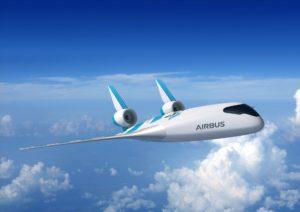 Maveric: el futurista nuevo avión de Airbus con alas combinadas