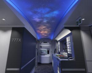 Así es el nuevo avión Boeing 777X: en el interior y exterior