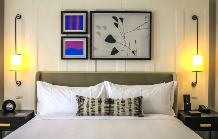 REVIEW Conrad New York Midtown Hotel: lleno de arte y mucho estilo