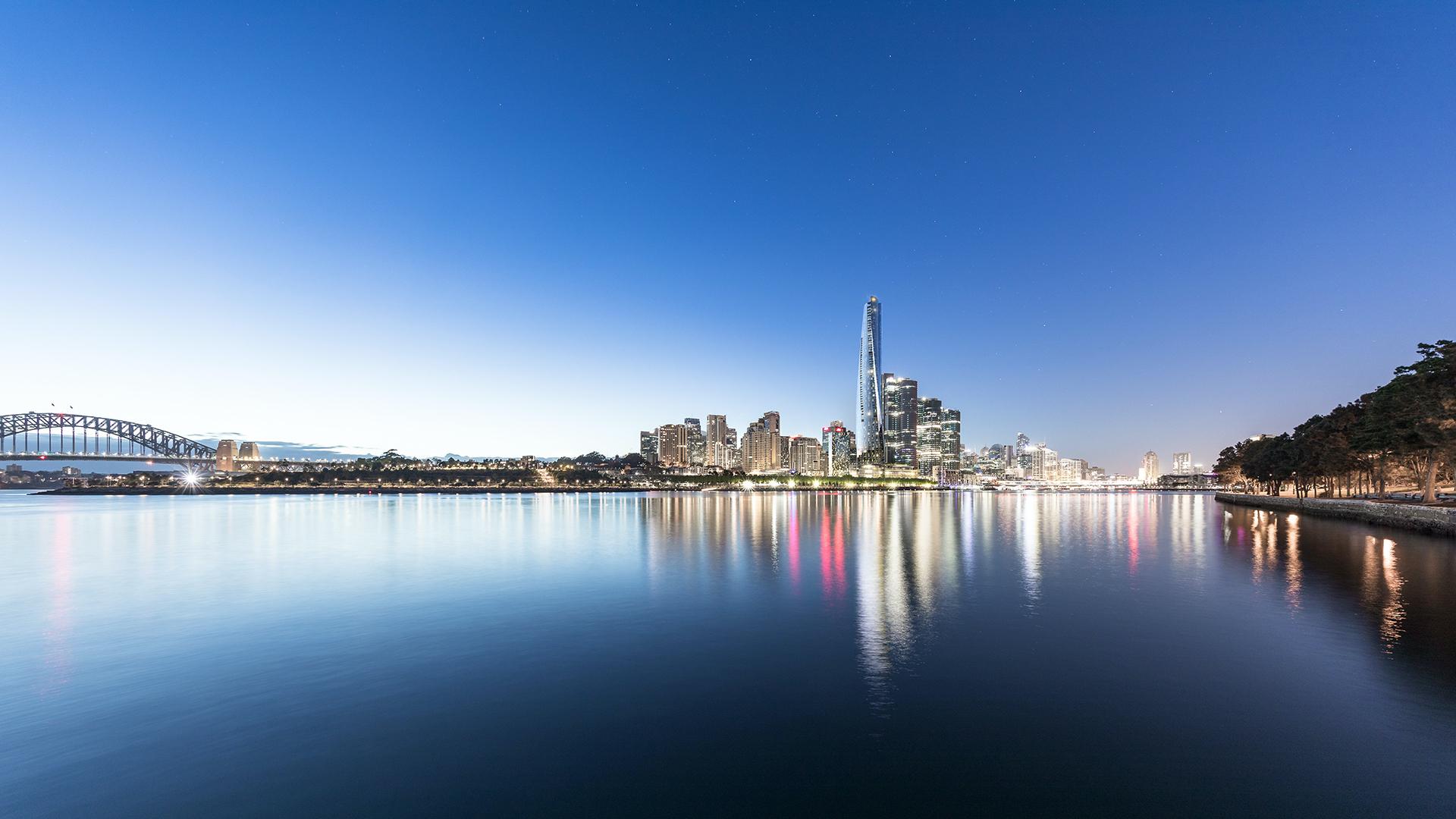 Inauguró el hotel más alto de Australia: Crown Towers Sydney