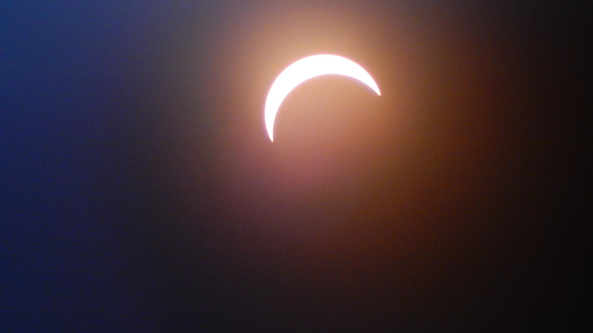 Este es el mejor eclipse de 2020 y hay que agendarlo