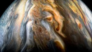 La NASA confirma que hay agua en Júpiter