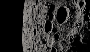 El video en 4K con las vistas de la Luna desde el Apolo 13