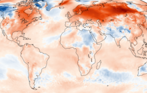 Enero de 2020, fue el más caluroso de toda la historia