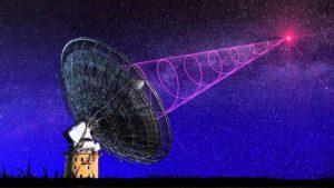 Descubren misteriosa señal de radio desde el espacio que se repite cada 16 días