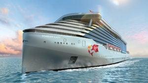 Así es Scarlet Lady de Virgin Voyages: el crucero sólo para adultos