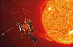 Despega Solar Orbiter, el satélite que capturará los polos del Sol