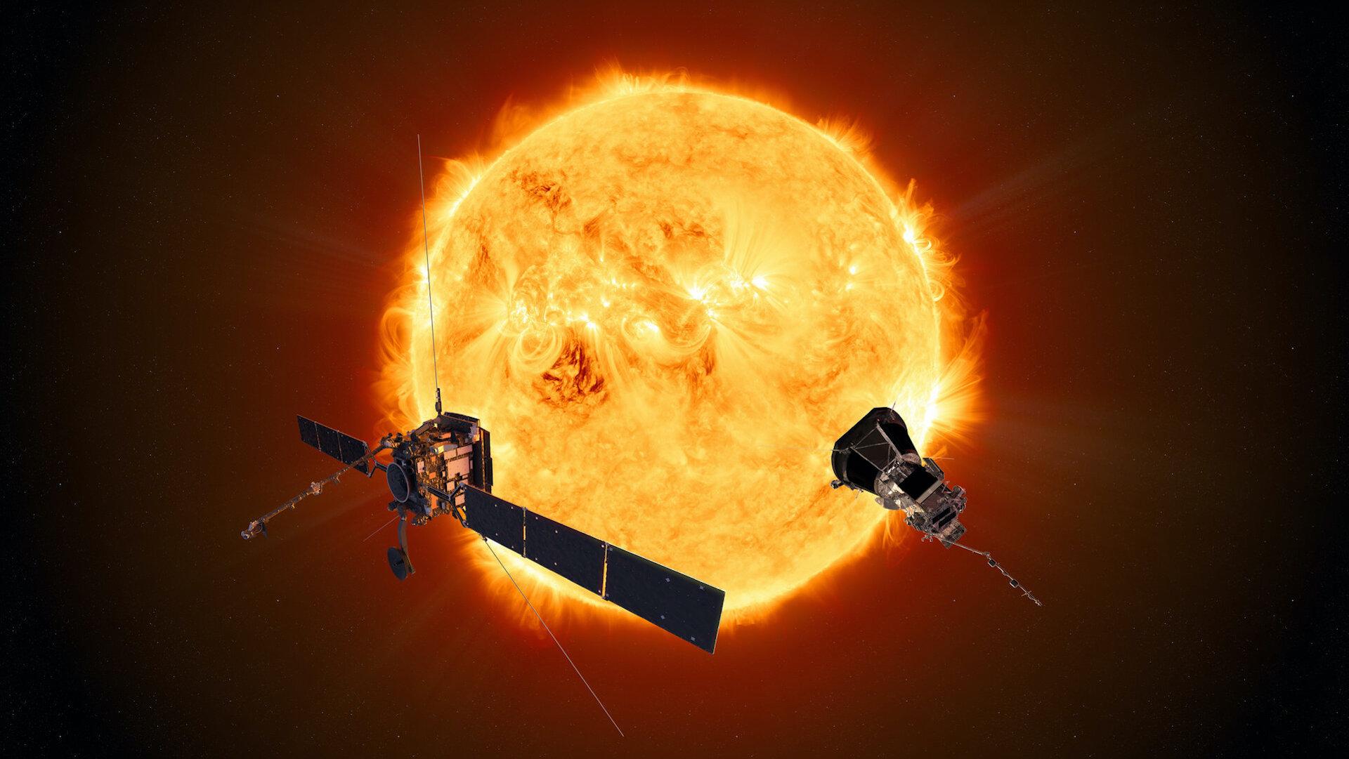 Solar Orbiter: así es la nave que irá a los polos norte y sur del Sol