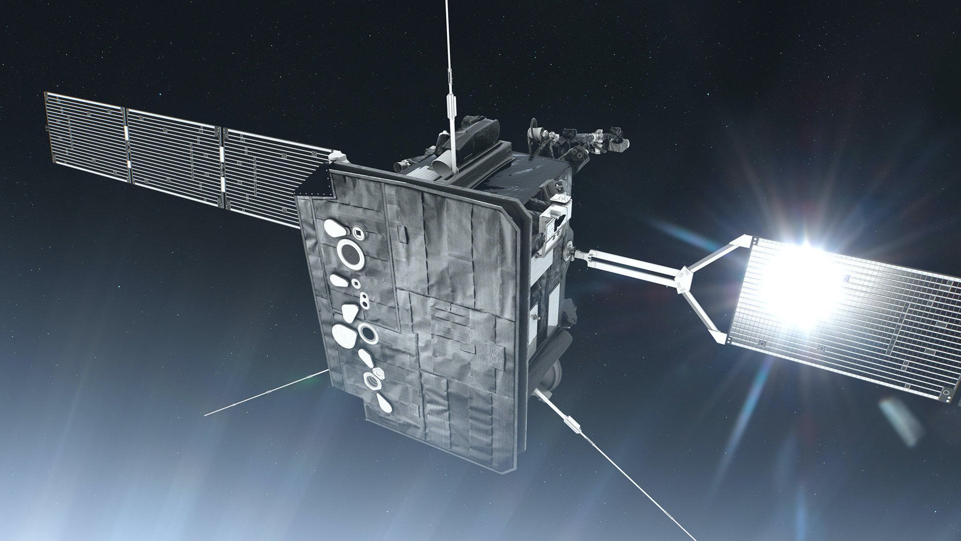 ¿Cuáles son los instrumentos que utiliza la misión Solar Orbiter?