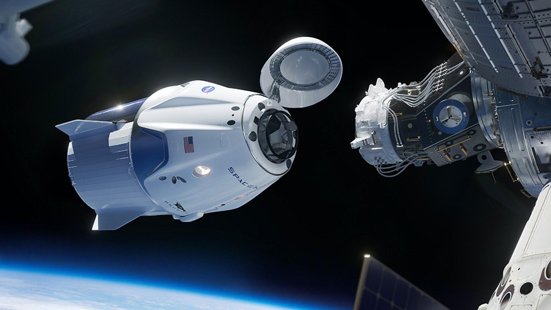 SpaceX y Space Adventures llevarán a civiles al Espacio