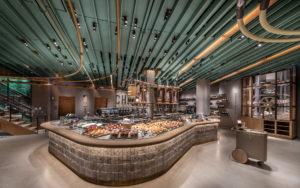 El impresionante Starbucks más grande del mundo: Chicago Roastery