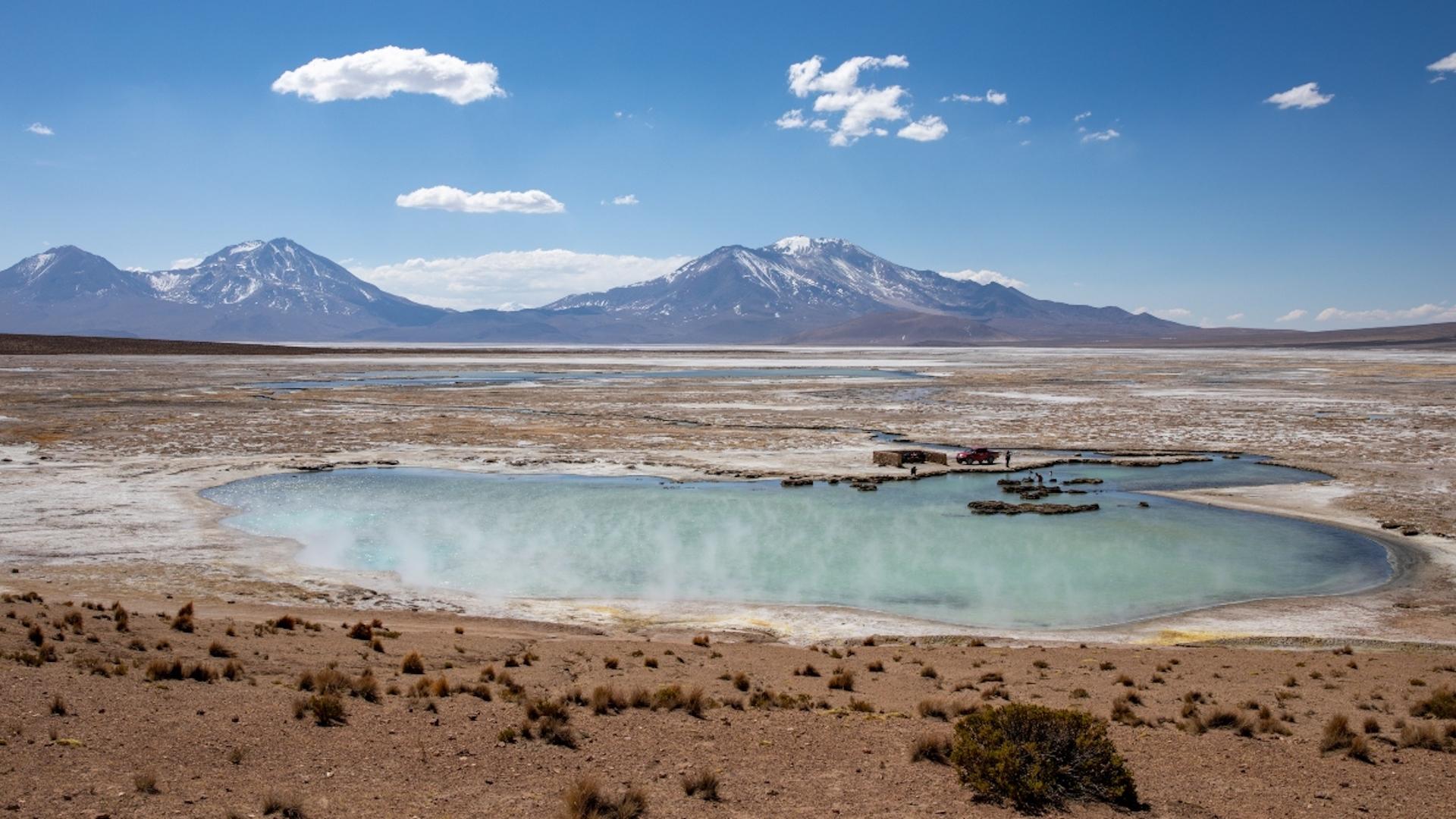 Estas son algunas de las mejores termas gratuitas en Chile