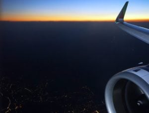 Se pueden cambiar los pasajes de Aerolíneas Argentinas por el coronavirus
